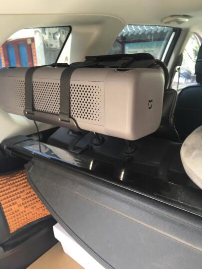 米家(MIJIA)小米车载空气净化器(USB车充版)除PM2.5 可更换除甲醛版滤网 静音模式 晒单图