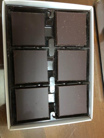 lindt瑞士莲进口经典薄片黑+牛奶巧克力125克x2盒礼盒装 休闲零食品 经典牛奶+经典黑125g*2盒 晒单图