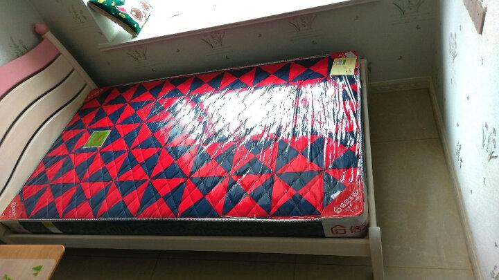 我爱我家儿童床垫弹簧椰棕半棕半簧床垫一面软一面硬时光沙漏儿童床垫15公分厚 时光沙漏 1.2*2米 晒单图