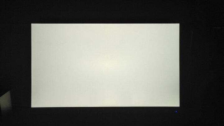 HKC 21.5英寸 VA面板 白色 纤薄微边框 挂壁广视角家用 1080p 宽屏 滤蓝光不闪屏 电脑液晶显示器 H220W 晒单图