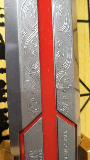 儿童玩具剑 中华超人激光剑变形声光剑男孩玩具礼物 闪雷圣剑(颜色随机发货) 晒单图