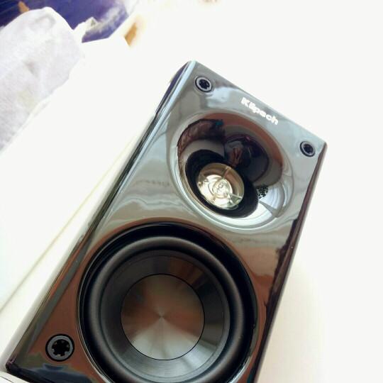 杰士(Klipsch)HDT 600 5.1声道家庭影院套装 有源低音炮 音响/高保真(黑色) 晒单图