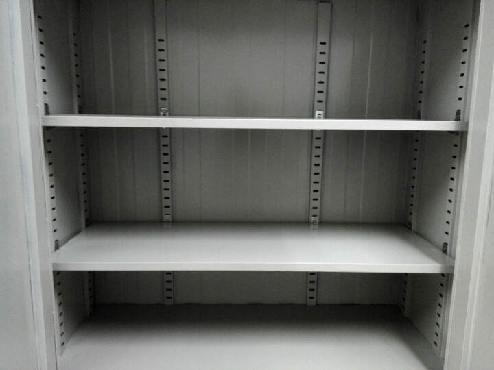天桥四门整体TQ-031文件柜 办公文件柜 钢制文件柜 铁皮柜 资料柜 晒单图