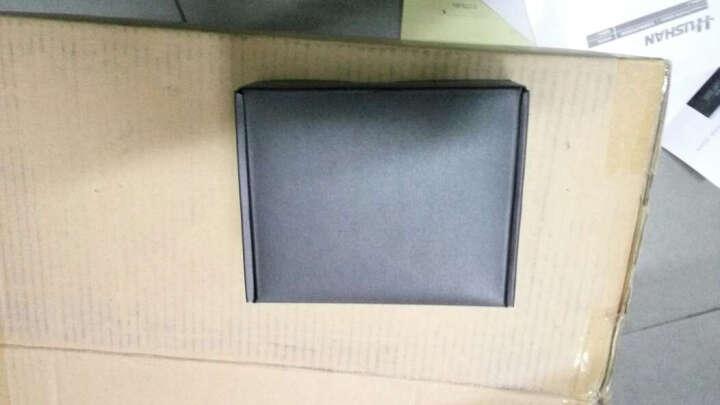 湖山(HUSHAN) WalkBox2蓝牙音箱高品质2.0HIFI音响无线便携书房卧室音箱 黑色 晒单图