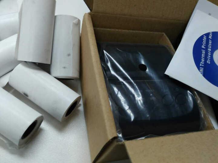 热敏纸 80*50收银纸 打印机收款纸 小票收款厨房打印纸 收银纸57*50mm热敏小票 白色 80*30*1 晒单图
