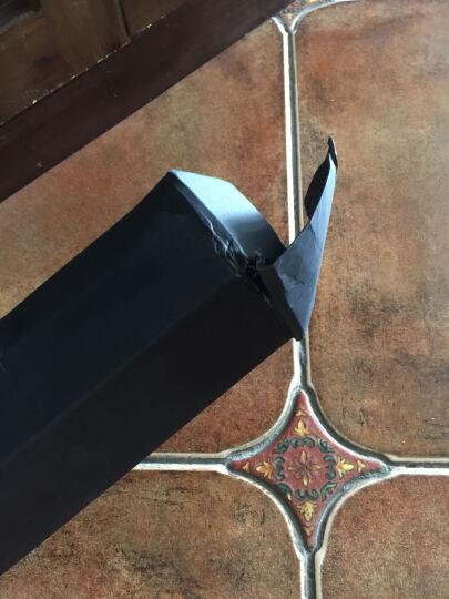 奈洛(NIELLO)N8351 双层手开黑胶防紫外线遮阳伞 晴雨两用伞N8351 晒单图