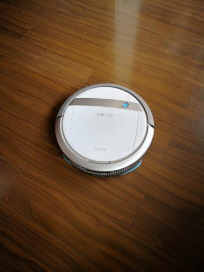 【京东JOY联名款】科沃斯 Ecovacs 扫地机器人地宝DG710 倾城扫拖吸一体真智能规划 家用全自动吸尘器拖地机 晒单图