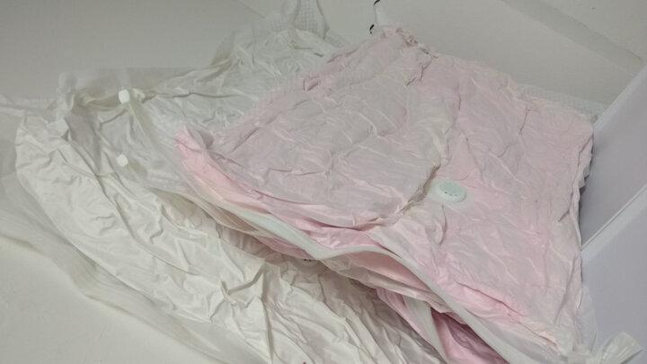 太力 智能二维码真空压缩袋旅行收纳袋棉被衣服整理袋7件套(2特大4中)含抽气泵 晒单图