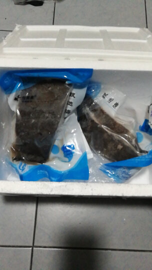 怡鲜来 进口冷冻鸦片鱼身 鲽鱼身 500g 袋装 晒单图