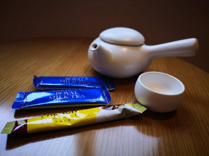 日本原装进口奶茶粉 日东红茶(royal milk tea)经典北海道奶茶果汁冲饮 抹茶奶茶 120g 晒单图