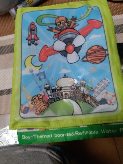儿童玩具水布画 中号-卡通水果 晒单图