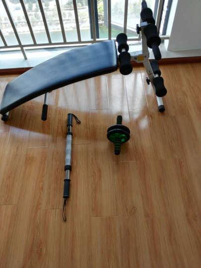 捷昇 电镀臂力棒臂力器家用练臂肌握力棒扩胸器 50KG 晒单图