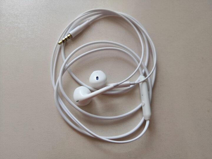 靓米 手机耳机适用三星苹果小米OPPO荣耀一加vivo魅蓝华为安卓带耳麦线控k歌降噪通用好音质入耳式 晒单图