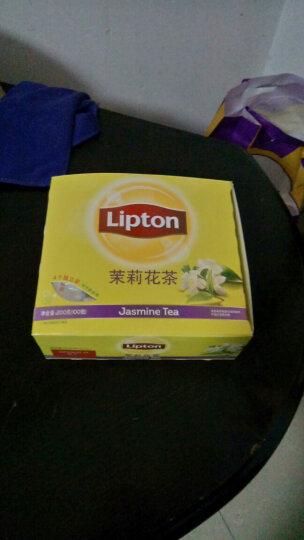 立顿/Lipton 立顿精选茉莉花茶/袋泡茶2gX100袋200g餐饮装  晒单图