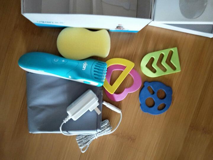 易简(yijian)婴儿童理发器 电动理发器 电推剪充电防水静音多档定位梳 X1 晒单图
