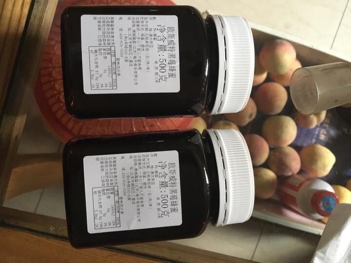 澳大利亚原装进口 欧斯威特(osweet) 黑莓蜂蜜 500g 晒单图