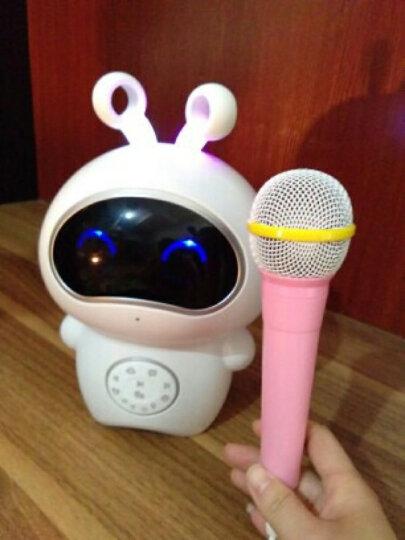 智力快车 R2智能机器人5.0 WiFi儿童早教故事机学习机语音对话聊天音乐益智玩具 互动陪伴 白色(智能语音+百科问答) 晒单图