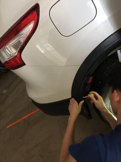 赛霸奥 汽车挡泥板 车用挡泥皮 改装专用汽车装饰配件 SUV 奇瑞 QQ6 E3 E5 艾瑞泽5  艾瑞泽7 晒单图