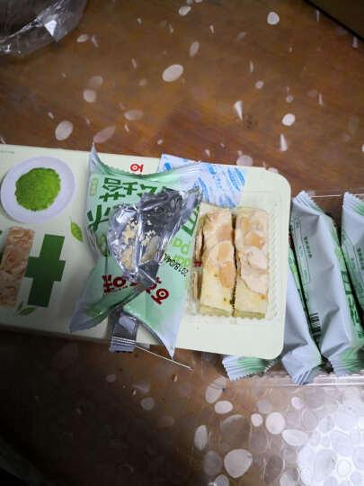 百草味 巴旦木松塔70g 办公室休闲零食 早餐饼干糕点特产美食小吃 绿茶味 晒单图