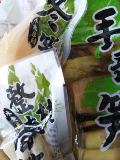 富春龙 袋装冬笋 水煮冬笋 火锅食材 250克 晒单图