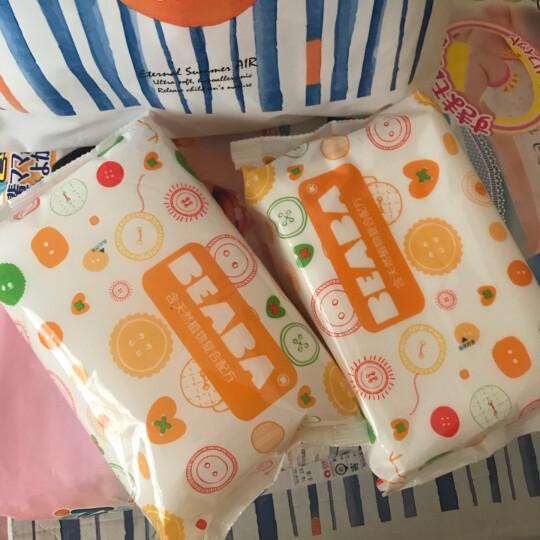 NUK超厚特柔宝宝湿巾20片装 晒单图