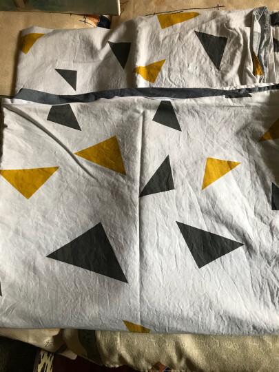 祥伽 隔脏睡袋纯棉 成人室内便捷式旅行宾馆酒店防脏睡袋床单被套 美丽神话 1.2米*2.3米单人 晒单图
