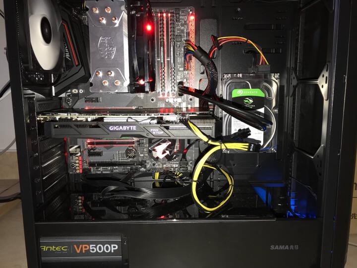 三星(SAMSUNG) 850 EVO 250G M.2 固态硬盘 晒单图