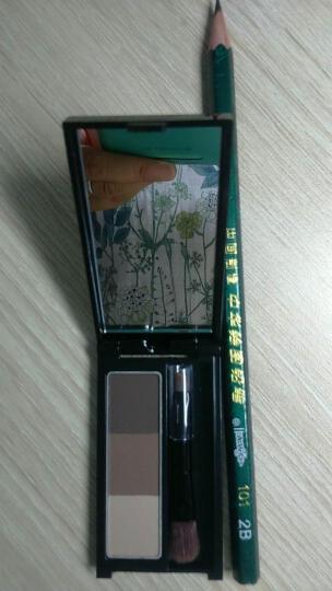 凯朵(KATE) 【香港直邮】凯朵 KATE 眉粉 三色立体造型眉粉 持久防水防汗不晕染 极细眼线液笔BR-1自然棕色 晒单图