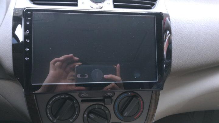威琳汽车导航膜钢化膜安卓大屏导航钢化玻璃膜中控仪表台8 9 10.2寸车载屏幕防爆保护贴膜 10英寸(222.5*125)热卖 晒单图