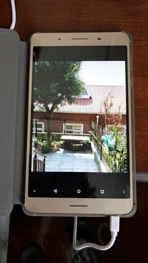 顺丰  海信(Hisense) 8英寸大屏全网通手机平板电脑特价 E9/3G+32G 8英寸全网通通话平板/白色 晒单图