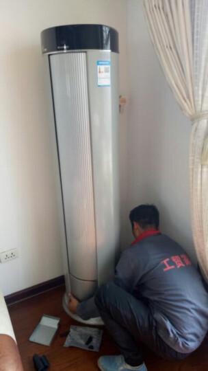 格力(GREE)3匹 i酷 定速 冷暖 大风量 静音舒适 圆柱 客厅立式空调柜机KFR-72LW/(72551)NhAa-3 晒单图