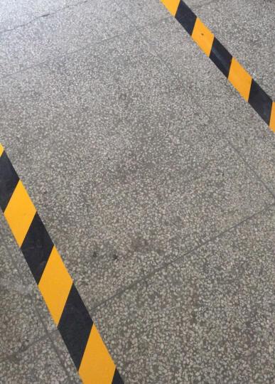 反光警示带反光膜交通膜安全带反光条警戒贴路边反光贴道路工程应急反光胶带 红白斜纹间距10cm(特殊需求) 10公分*45.7米 晒单图