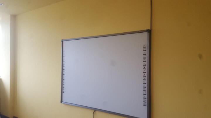 风光(FG)电子白板 交互式红外多媒体教学培训会议电子白板 智能触摸触控 白板T101+奥图码GT1080 一体移动版全套(激光笔+无线传输器) 晒单图