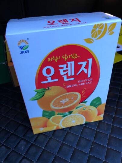 韩国原装进口 九日(Jiur)芦荟风味饮料 175ml*15瓶 礼盒装 晒单图