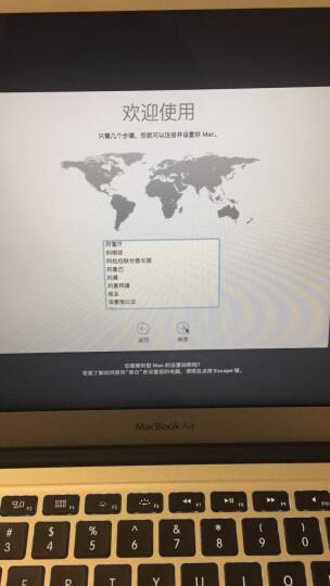 【套装】Apple MacBook Air 13.3英寸笔记本电脑 银色(Core i5 处理器/8GB/256GB MQD42CH/A) 晒单图
