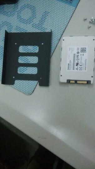IT-CEO 固态硬盘支架 SSD硬盘盒2.5英寸 台式电脑机箱软驱位 内置硬盘座抽取盒 笔记本硬盘转接架 W6GQ-10 晒单图