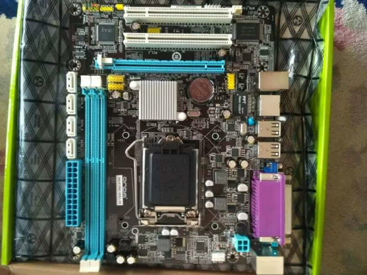 昂达(ONDA)H61P Pro (Intel H61/LGA1155)主板 晒单图