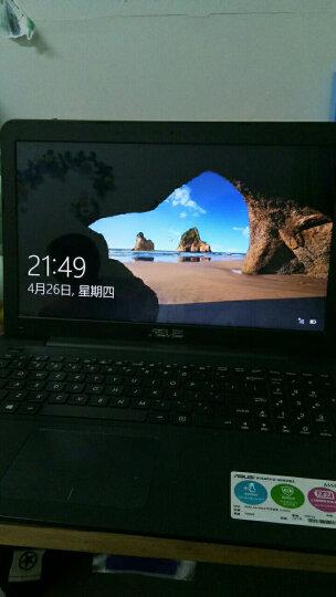 华硕(ASUS) 超薄笔记本电脑轻薄便携A555BP9410固态独显手提办公电脑 15.6英寸 黑色 独显2G A9-9410 8G内存+240G固态+500G硬盘定制 晒单图
