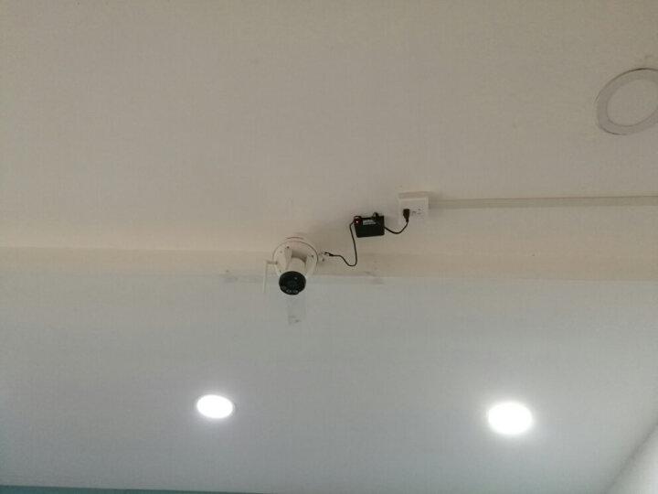 赛唯(sinovision) 无线监控摄像头WIFI高清网络夜视360度云台旋转手机远程室外防水 200万【360度云台+语音对讲】 32G内存 晒单图