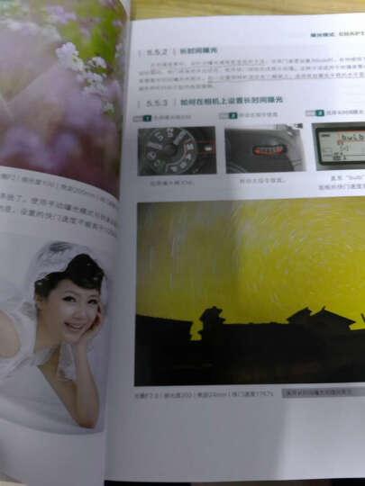 尼康D7100数码单反摄影从入门到精通 晒单图