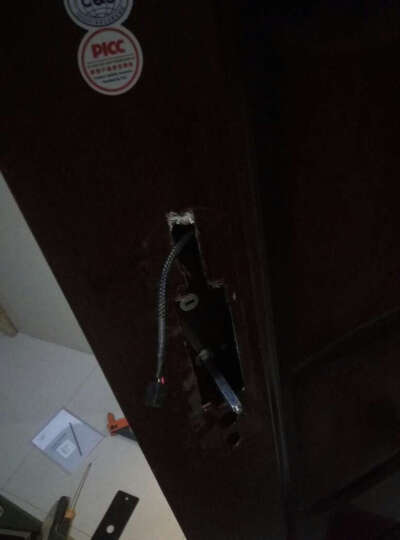 德施曼Dessmann指纹锁家用智能防盗门锁电子密码锁 星夜金【全国包安装+三年质保+终身维保】 晒单图