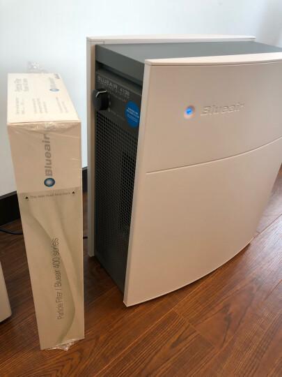 布鲁雅尔Blueair 空气净化器 410B 家用客厅卧室办公大空间静音净化 去除甲醛防霾除烟除尘 除花粉二手烟 晒单图