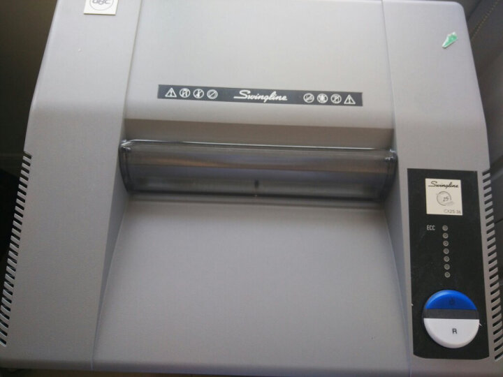 杰必喜(GBC)CX25-36 商务智能碎纸机1次27张 防堵卡连续工作12小时 晒单图
