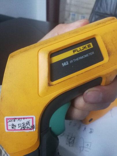 福禄克(FLUKE)MT4 MAX+红外线测温仪-30~400℃工业高精度测温枪电子温度计 晒单图