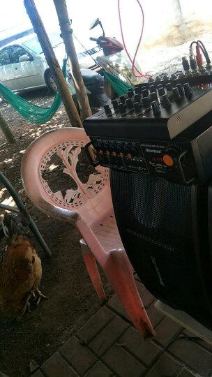 depusheng 得普声 F4专业小型家用4路蓝牙带效果调音台电脑调音器MP3录音喊麦DJ直播 晒单图