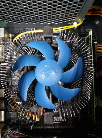 武极 i3 7100升8100/240G/华硕主板 办公娱乐家用台式电脑主机DIY组装机 配置一(i3 8100+4G+240G) 晒单图