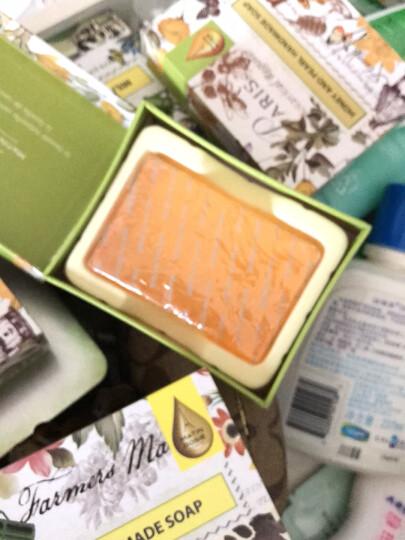 13种味道可选法国进口洁面手工皂 私处皂精油皂护肤保湿温和护肤洗面奶皂90g 荷叶塑身美脸 晒单图