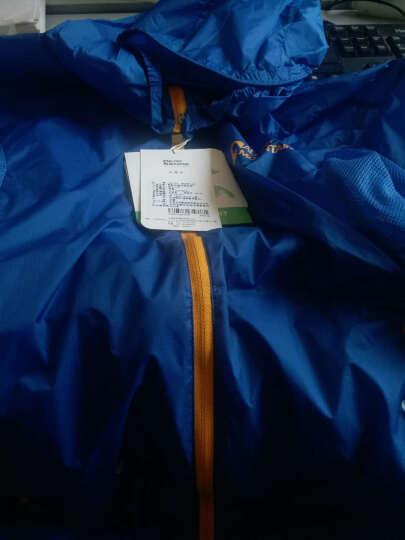 ALPINT MOUNTAIN 埃尔蒙特 户外防晒衣男女UPF40+ 皮肤衣防紫外线风衣透气 男款宝蓝 XL 晒单图