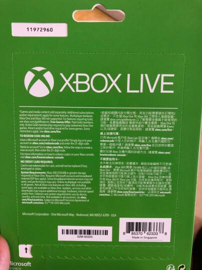 微软(Microsoft) Xbox one s版x版家庭家用休闲娱乐体感游戏机主机带手柄 one s 500G主机 (限时抢购) 晒单图