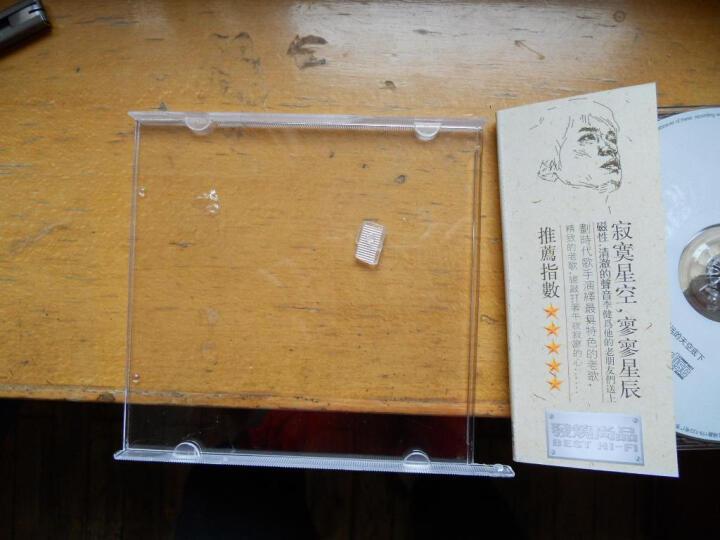 老狼:北京的冬天(CD) 晒单图